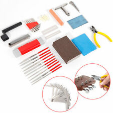 45X Luthier Guitar Care Tool Kit Repairing Maintenance Tools String Cutter Usa!