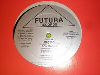 "Ron Banks/Belita Woods 12"" The Closer I Get To You FUTURA"