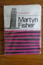 Martyn Fisher Textured Stockings 9.5-10 Teak