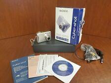 Sony Cybershot dsc-s700 Digital Camera Tested Works Great!!!