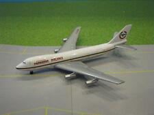 HERPA WINGS CAMEROON AIRLINES 747-200 1:500 SCALE DIECAST METAL MODEL