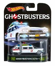 Ghostbusters Diecast Ambulances