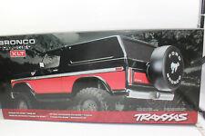 Traxxas 8010x carrosserie Ford Bronco peint verni et fini