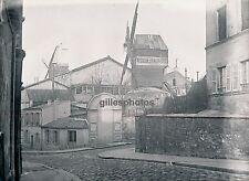 PARIS 1900 - Montmartre Moulin de la Galette - DIV1640