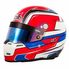 Stilo ST5 CMR Vanquish Snell 2016 Carbon Kart Karting Race Helmet