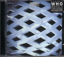 CD-The Who Tommy/ 24 Songs/1969/ Remaster 1996