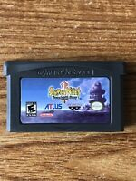 Summon Night - Craft Sword Story GBA Game, Cartridge Only!