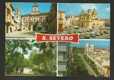 AD8513 Foggia - Provincia - San Severo - Vedute
