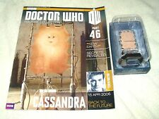 Doctor Who Figurine Collection #46 Cassandra