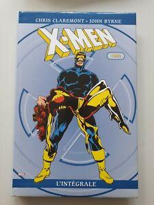 Comics Marvel: Integrale X-Men 1980 - Byrne Claremont - Panini