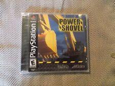 Power Shovel (Sony PlayStation 1, 2001)   NEW