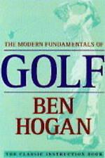 The Modern Fundamentals of Golf, Hogan, Ben, Used; Acceptable Book