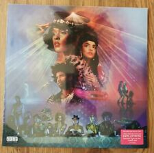 Janelle Monae - Dirty Computer (Transparent Sun Yellow / Lenticular Cover)