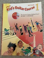 Alfred's Kid's Guitar Course 1. Book.