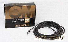 Olympus TTL Auto Cord T 5m Electronic Flash Kabel neuwertig  02173