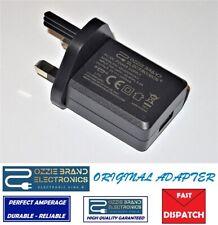 OZZIE BRAND ELECTRONICS© USB Port UK Plug 5V 2A Wall Charger AC Power Adapter
