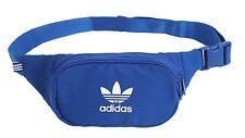 Adidas Essentials Cross Body Bags Blue Running Travel Waist Bag GYM Sacks ED8682
