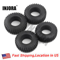 "4PCS 1.9"" Voodoo KLR Tires for 1:10 RC Crawler Axial SCX10  D90 TF2 MST Tamiya"