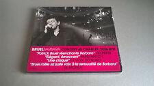 CD PATRICK BRUEL : BRUEL BARBARA LIVE AU CHATELET (2 CD + DVD)