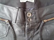 Damen Jeans Hose Röhrenhose Skinny Fornarina Gr 38 W29 L32 schwarz neu