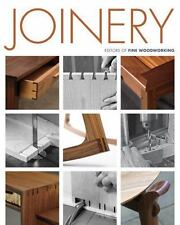 Joinery by Editors of Fine Woodworking (2016, Paperback)