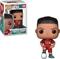 Liverpool FC Roberto Firmino Premier League Champion Funko Pop! Vinyl Figure