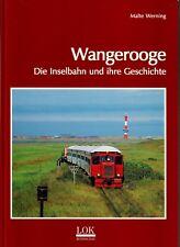 Wangerooge Die Insel und ihre Geschichte