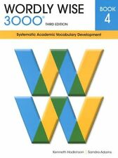Wordly Wise 3000 SET - Book 4 Student Book and Answer Key 3rd Edition