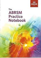 The ABRSM Practice Notebook,  9781860969300, Music Teacher and Pupil Resource