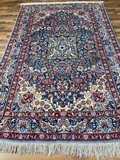 ✔ Khorasan | 134 x 207 | Handgeknüpft | Orientteppich | Carpet | Rug