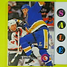 BRENDAN SHANAHAN  1992-93  CHERRY'S PICKS  #10 of 20   St. Louis Blues