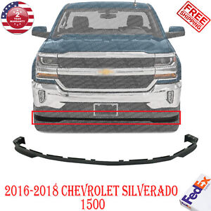Bumpers Parts For Chevrolet Silverado 1500 For 2016 For Sale Ebay