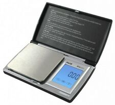 American Weight Scales AMWBT2201 Digital Gram Pocket Grain Jewelry Scale Black