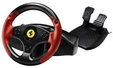 THRUSTMASTER FERRARI RED LEGEND 4060052 GAMING WHEEL FOR PC & PLAYSTATION 3 PS3