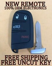 NEW 15 16 17 CHRYSLER 200 SMART KEY REMOTE FOB PROXIMITY 68155686 M3M-40821302