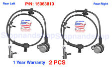 New ABS Wheel Speed Sensor fits Escalade Avalanche Tahoe Yukon Rear Left & Right