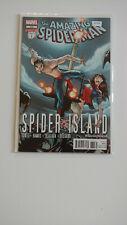 AMAZING SPIDER-MAN 672 SPIDER ISLAND PART 6 MARVEL HIGH GRADE COMIC BOOK K5-124