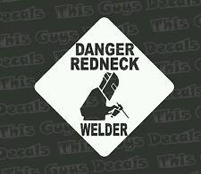 Redneck welder decal JDM vinyl turbo race window car stickers country outdoor