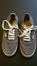 Grey Van's Size 5.5 Skate Shoes