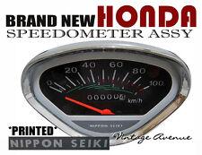 HONDA CS90 S90 SS50 SS50E CS50 CF50 CF70 CL70 SL90 SPEEDOMETER [V]