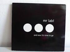 CD ALBUM MR LAB ! And now it's time to go JAY001 1