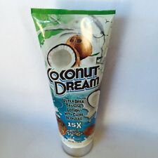 Fiesta Sun Coconut Dream 15X Bronzer Indoor Tanning Bed Lotion 8 oz
