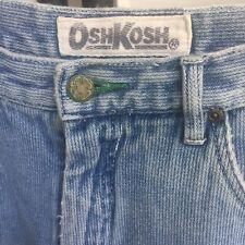 caf8385e Oshkosh Vintage 90s Mens 30x29 Light Blue Corduroy Jeans Very Nice E1