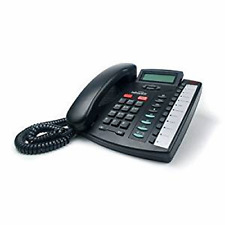 TALKSWITCH 9133i POE PHONE w/CORDS, HANDSET, BASE-  adapter Clean Ready to use