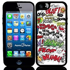 Comic Book Words For Iphone 6 Case Cover