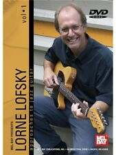 Lorne Lofsky Approaches To Jazz Guitar Learn to Play MUSIC DVD Guitar