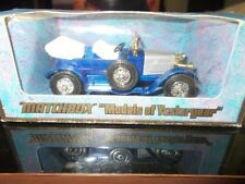 Matchbox Models of Yesteryear Vauxhall Diecast Cars, Trucks & Vans