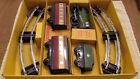Hornby No. 31  Windup Passenger Train Set Complete 45746 O Gauge Box Packing