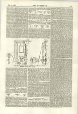 Máquina para ensayos 1889 Prof Smith's