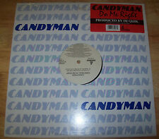 "NEW 1993 Candyman Do Me Right 12"" SEALED 4 MIXES EP DJ Quik FREE US SHIPPING SS"